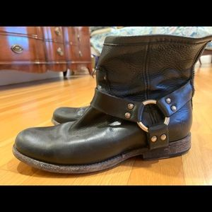 Frye Philip Harness boot